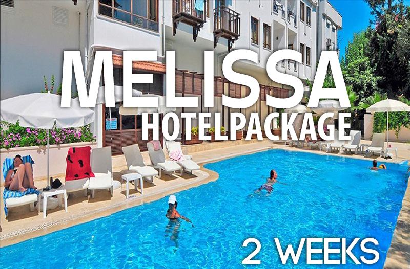 Melissa Hotelpackage 2 weeks