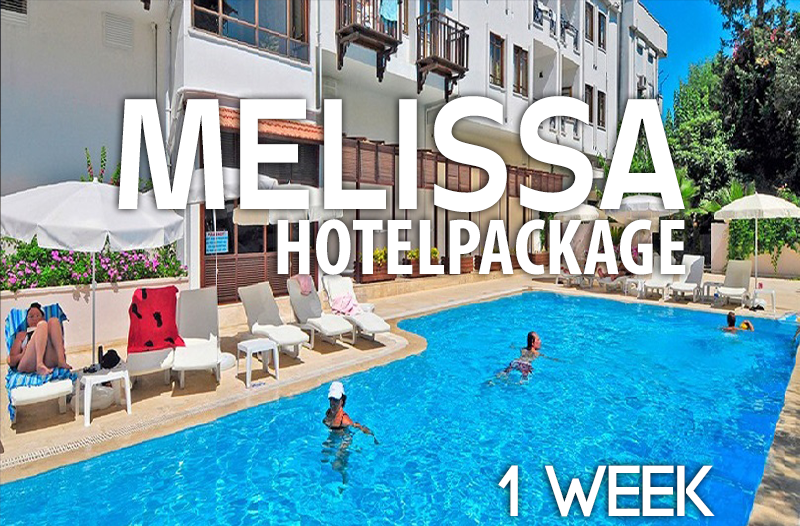 Melissa Hotelpackage 1 week