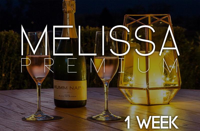 Melissa Premium (1 week)
