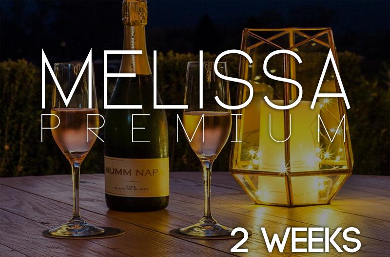 Melissa premium 2 weeks