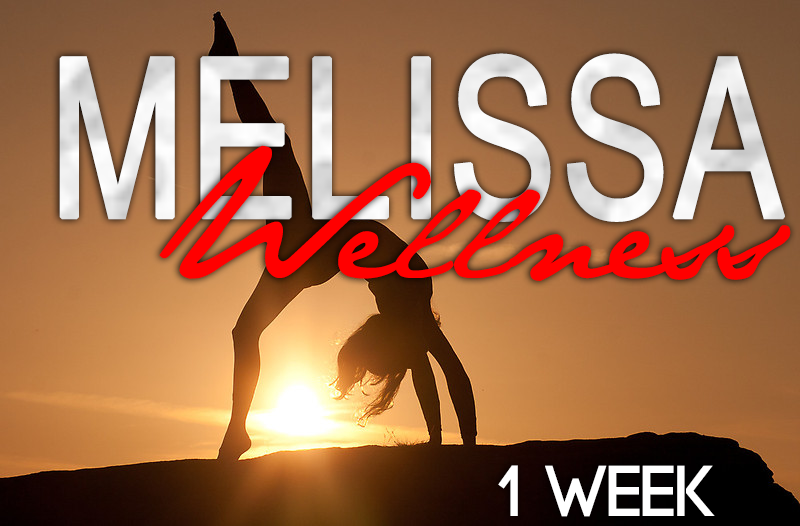 Melissa Wellness (1 week )